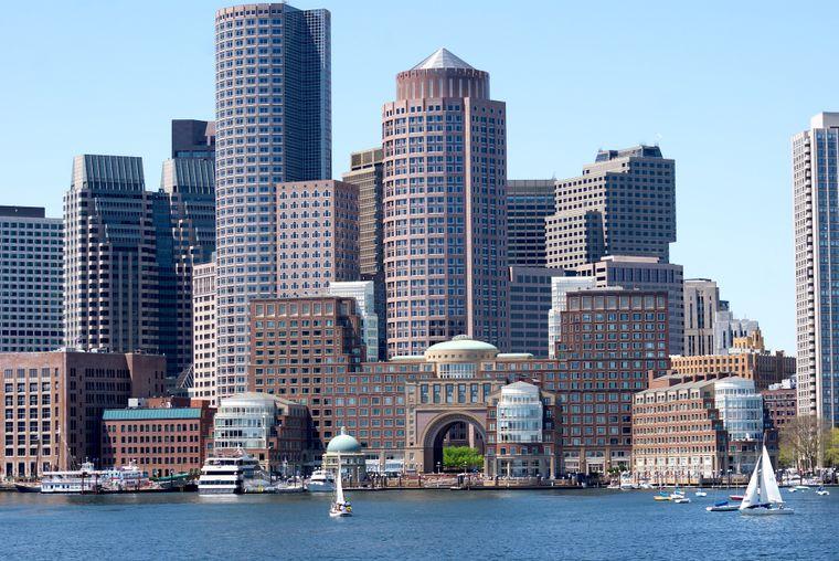 Platz 2: Boston, USA (durchschnittlich 195 Dollar, etwa 167 Euro, pro Nacht).