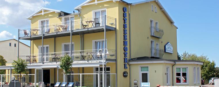 Ostseehotel Baabe