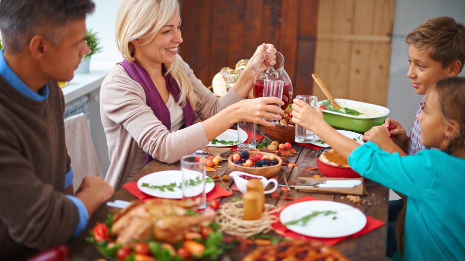 Thanksgiving wird immer am vierten Donnerstag im November gefeiert. (Symbolbild)