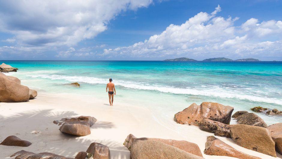 Ohne Impfung auf die Inseln: Die Seychellen heben die Quarantänepflicht für Reisende komplett auf.