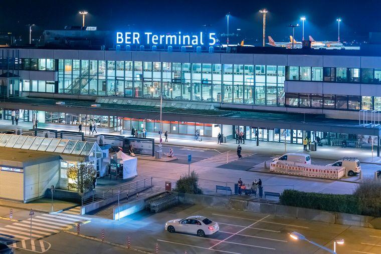 Der Flughafen Schönefeld ist nun Terminal 5 des BER.