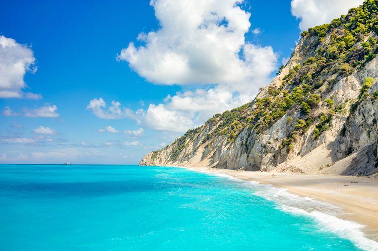 Strand von Egremni