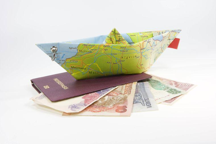 Die Bordkarte bei einer Kreuzfahrt ersetzt Reisepass und Geld. (Symbolfoto)