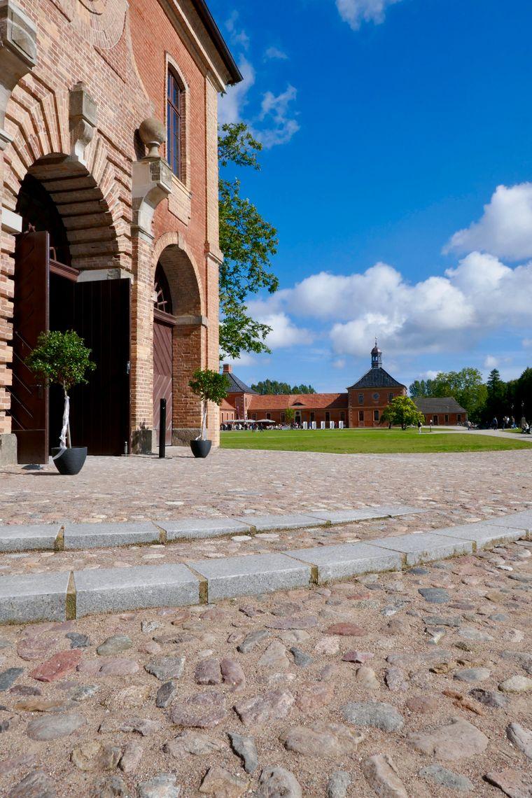 Ein Muss für Klütz-Besucher: das Schloss Bothmer.
