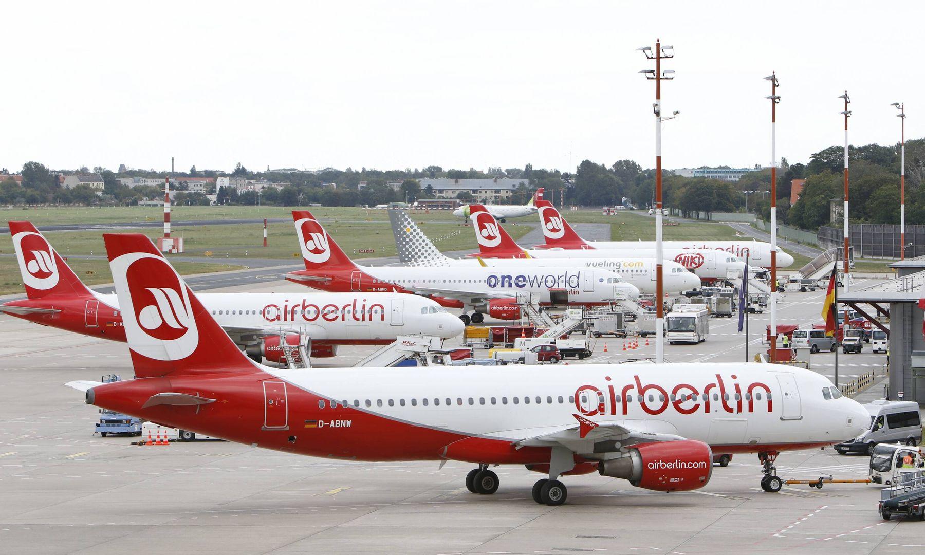 News Zu Air Berlin