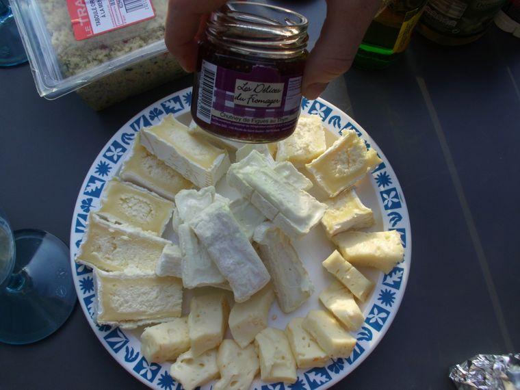 Zum französischen savoir-vivre gehört viel Käse.