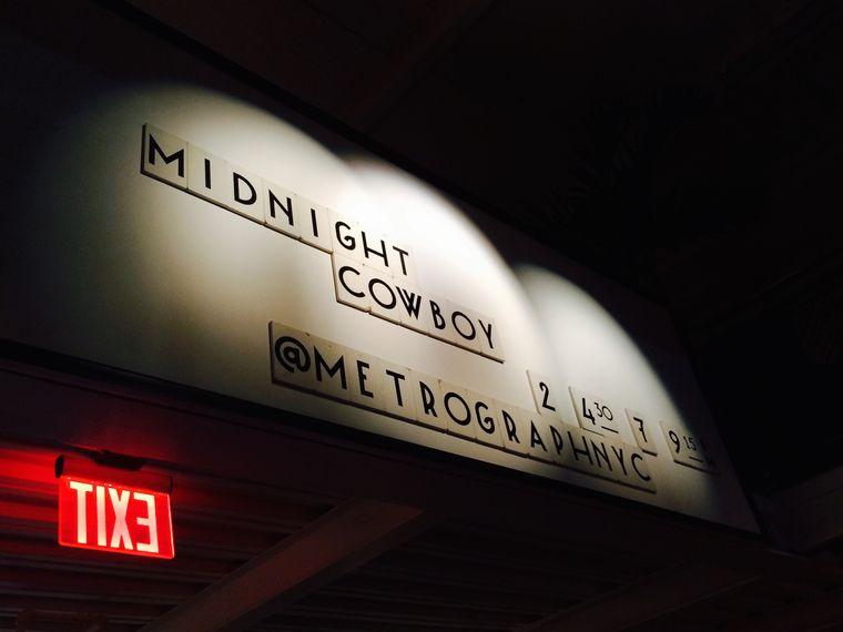 Im Metrograph könnt ihr mehr als nur Filme schauen.