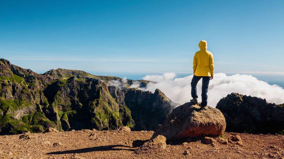 Madeira ist für das ganzjährig milde Klima bekannt.