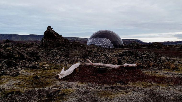 Das Basecamp liegt nur eine etwa 20-minütige Fahrt von Reykjavík entfernt.