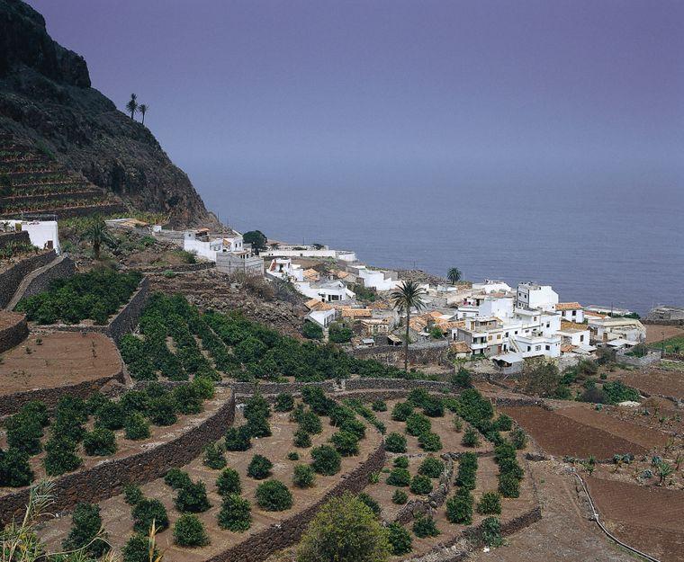 Agulo ist die kleinste der sechs Gemeinden der Kanareninsel La Gomera.