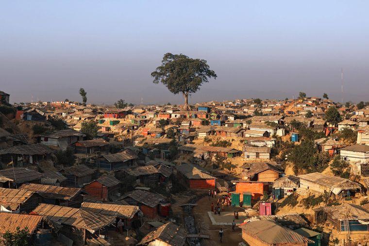 Das südostasiatische Land Bangladesch ist von üppiger Natur und zahlreichen Wasserstraßen geprägt ist.
