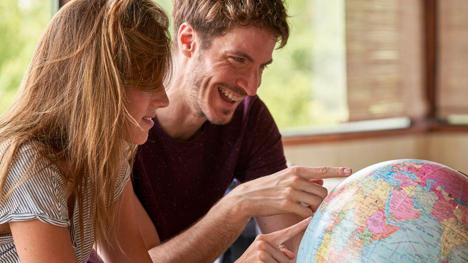 Welche Ziele sollten auf die Liste? Vielleicht hilft dir ja unser reisereporter-Wunschzettel. (Symbolfoto)