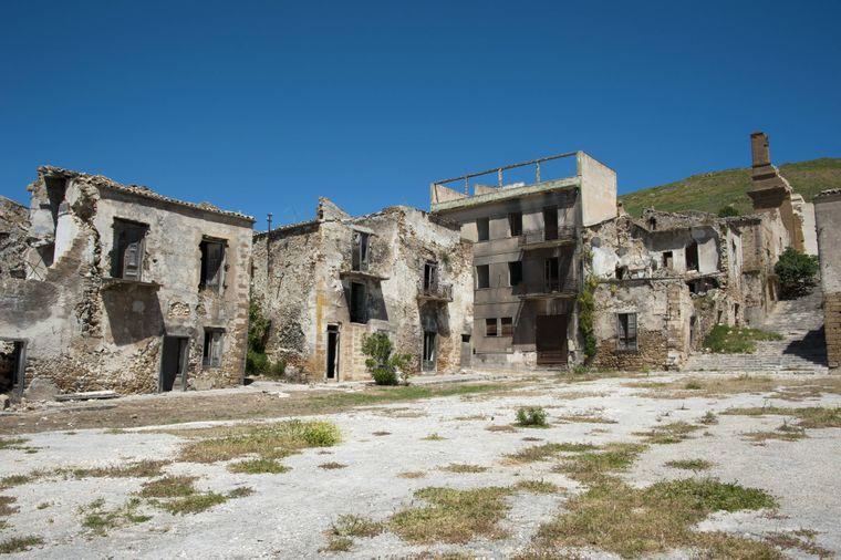 Die Geschichte Poggioreales reicht bis ins Jahr 1642 zurück.