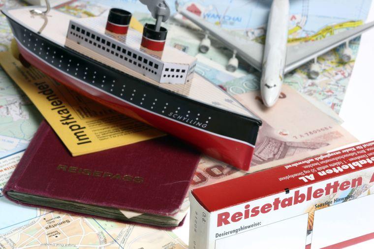 Reiseapotheke (Symbolfoto)
