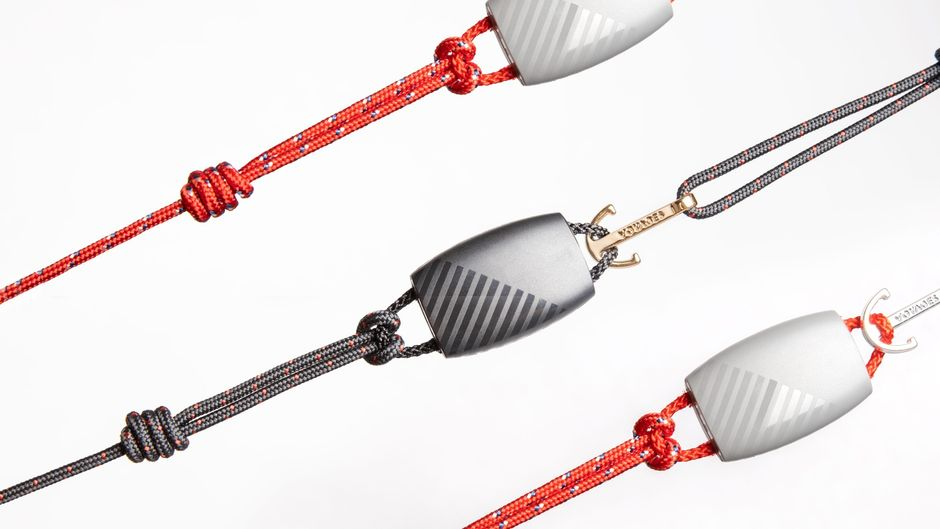 Schlüssel-Armbänder für Passagiere der Reederei Virgin Voyages von Richard Branson.