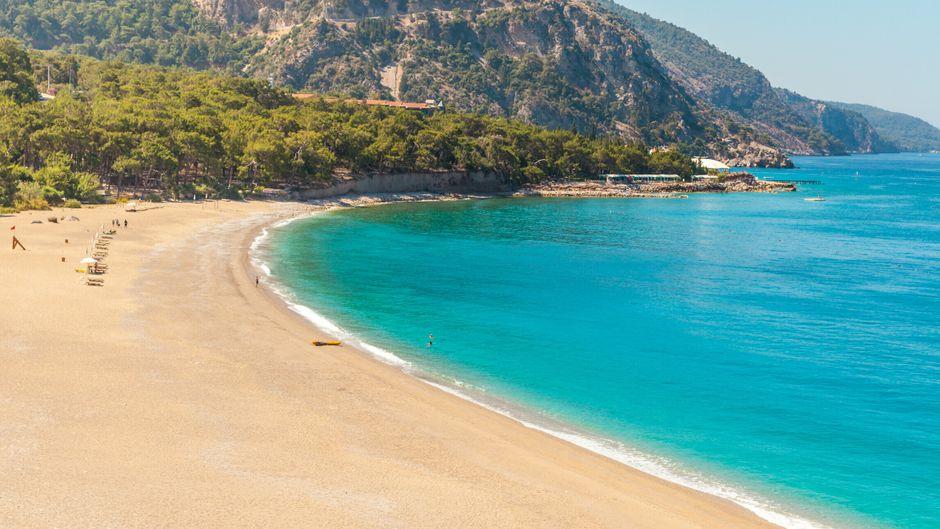 Ein entspannter Urlaub in der Türkei muss nicht teuer sein.