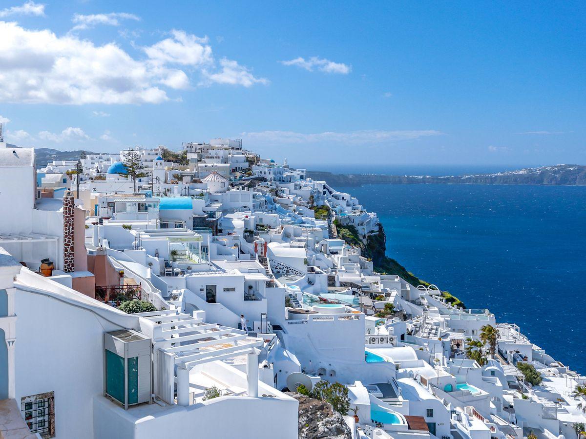 Sehenswürdigkeiten auf Santorin Highlights der Insel für den Urlaub