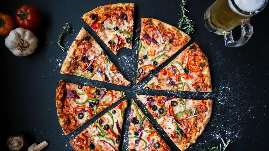 Pizza ist superlecker und weltberühmt. Aber wo gibt es in Deutschland die beste? (Symbolfoto)