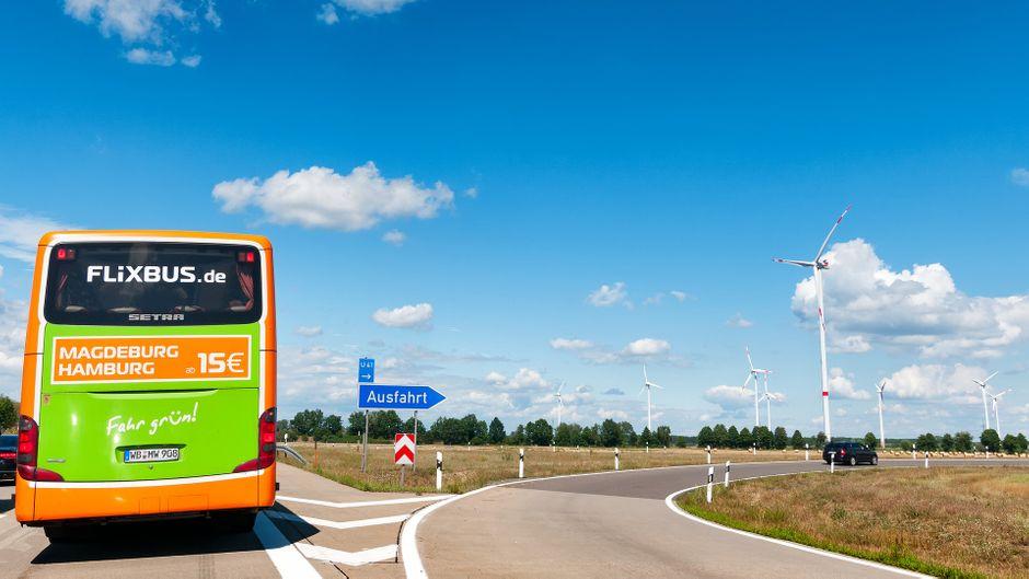 Mit dem Flixbus durch Europa!