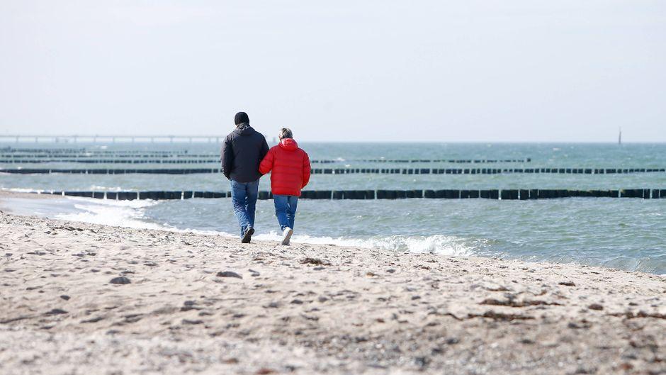 Reiseziele an der Ostsee sind derzeit bei Deutschen besonders gefragt. (Symbolbild)