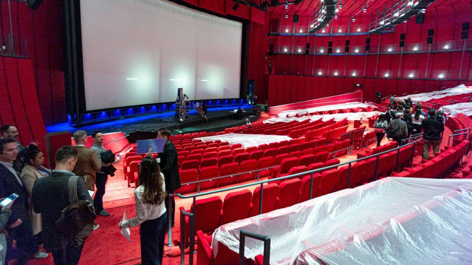 Das neue Academy Museum of Motion Pictures wird nicht ohne Grund auch Oscar-Museum genannt.