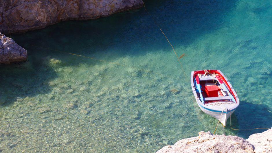Nur du und dein Boot. Eine herrlich entspannende Vorstellung, oder?
