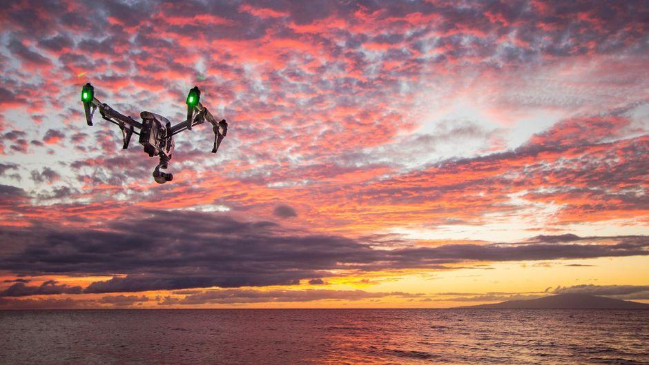 Wie sehen unsere Traumziele aus der Drohnen-Perspektive aus? (Symbolfoto)