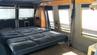 Blick ins Innere eines Vans in New York, der auf Airbnb gemietet werden kann.