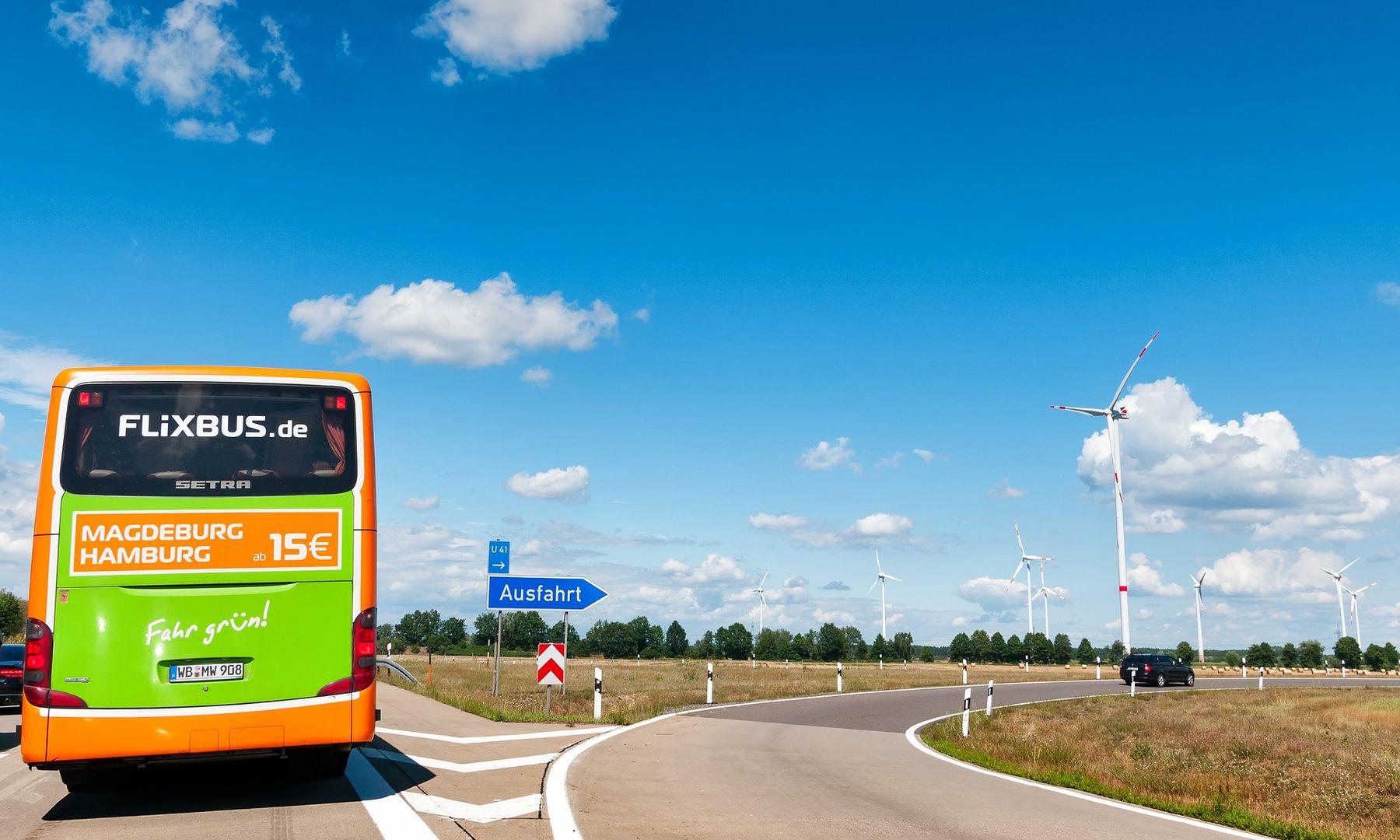 Corona-Neustart: Flixbus fährt wieder 50 Ziele an