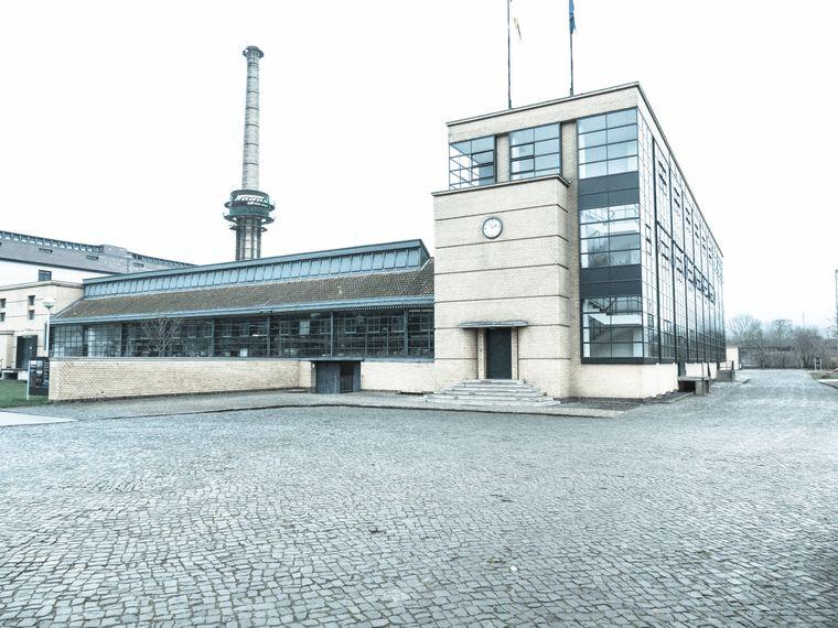 Fagus-Werk in Alfeld in Niedersachsen.