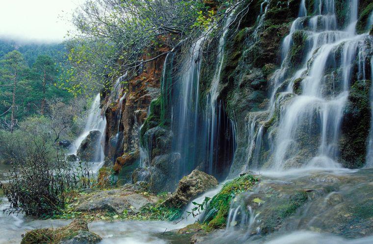 Die Quelle des Flusses Cuervo ist eine echte Naturschönheit.