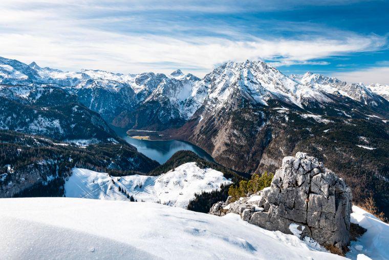 Der Nationalpark Berchtesgaden gehört zu den schönsten Orten, die Deutschland zu bieten hat.
