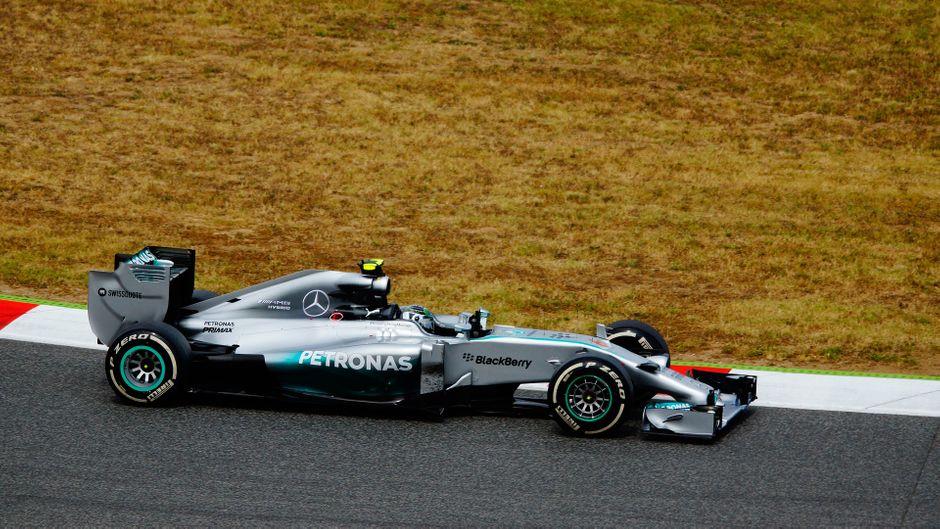 Formel 1 soll folgen: Zur Zeit liefern sich hier lediglich die Fahrer der Superbike- und der Tourenwagen-WM heiße Wettkämpfe.
