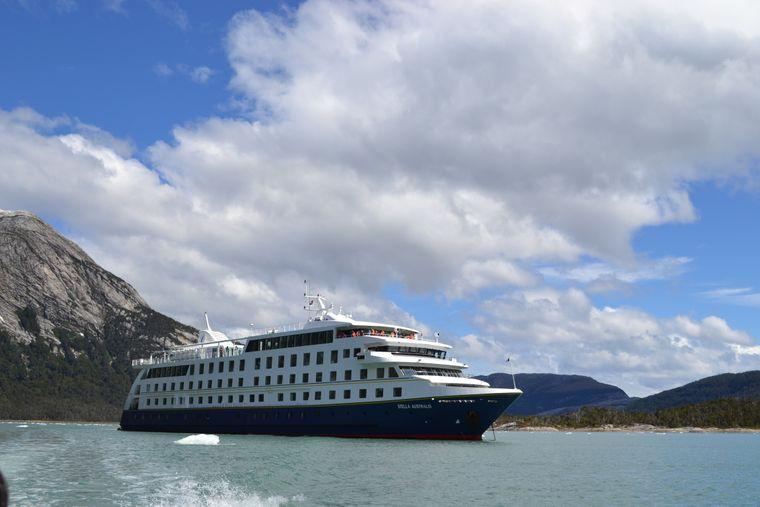 "Kreuzfahrt mit der ""Stella Australis"" am Kap Hoorn"