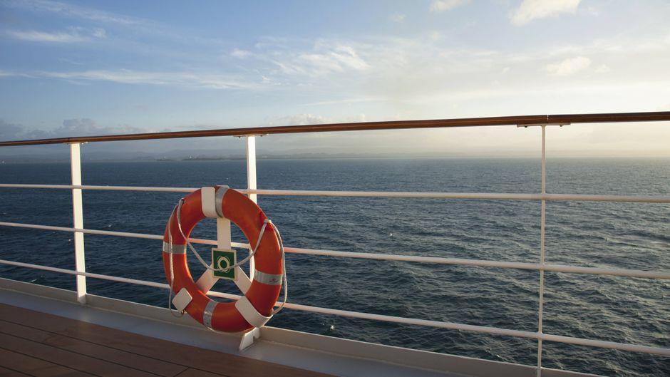 Auch Nichtschwimmer sind auf Kreuzfahrtschiffen willkommen – müssen sich aber an Regeln halten. (Symbolfoto)