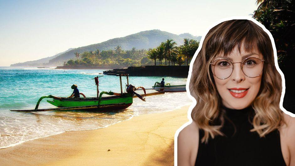 Gute Wellen zum Surfen und authentisch: Darum ist Indonesien der Top Place von reisereporterin Leo.