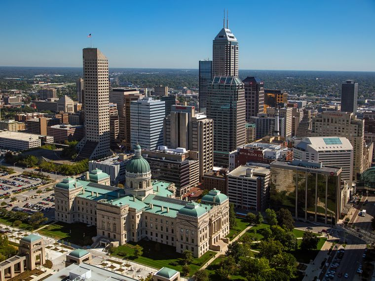 Indianapolis boomt.