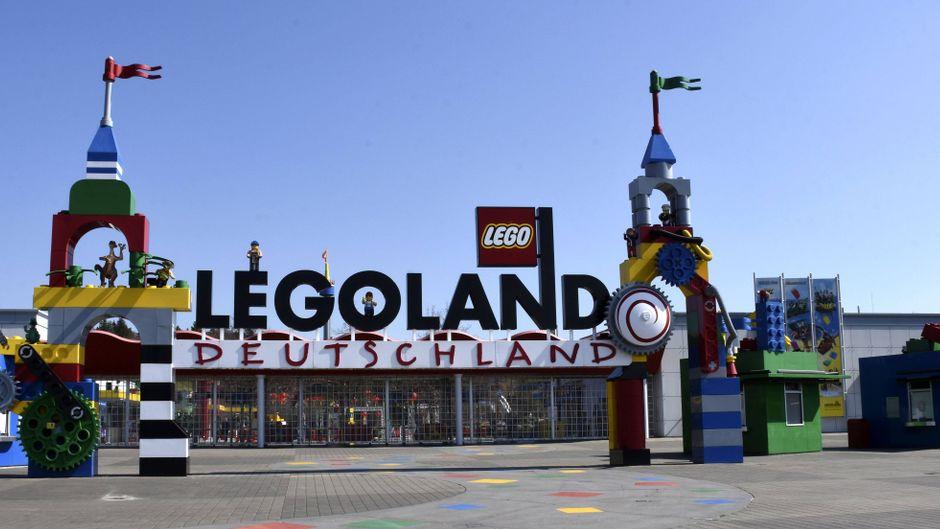 Das Legoland Deutschland in Günzburg bietet Spaß für Groß und Klein.