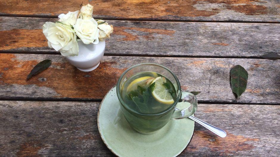 Wie wäre es mit einer Teepause im Café Good Morning Monday nach einem anstrengenden Sightseeing-Tag in Kreuzberg?