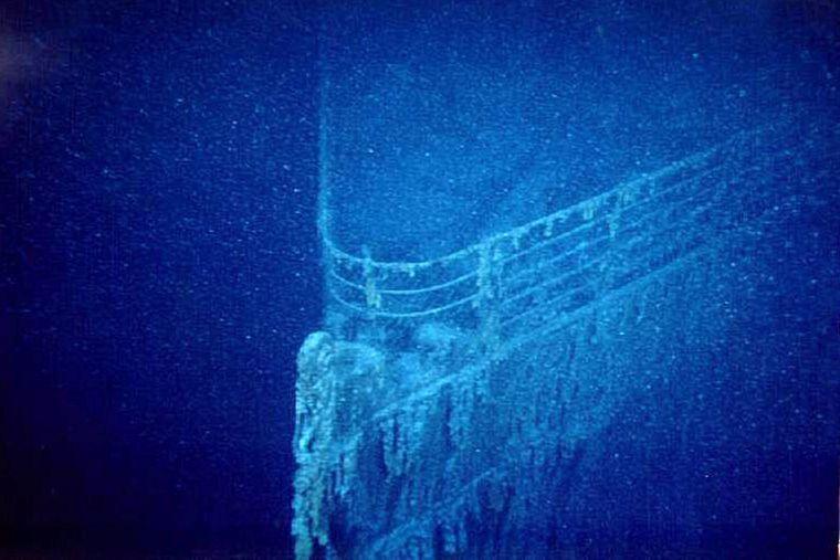 Die Titanic liegt nach wie vor am Grund des Nordatlantiks.