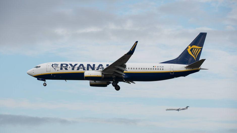 Diesen Flug von Glasgow nach Teneriffa wird wohl keiner der Passagiere vergessen. (Symbolfoto)