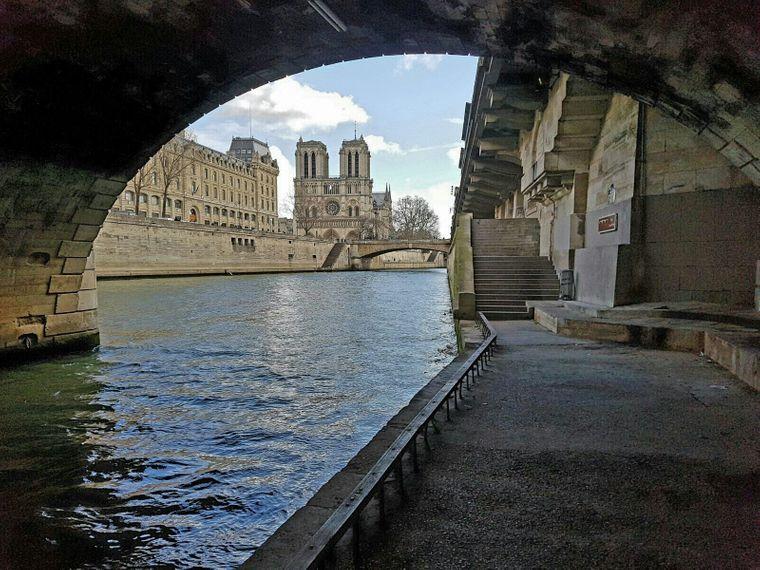 Judith Siemons hat dieses schöne Foto während ihrer Paris-Städtereise gemacht.