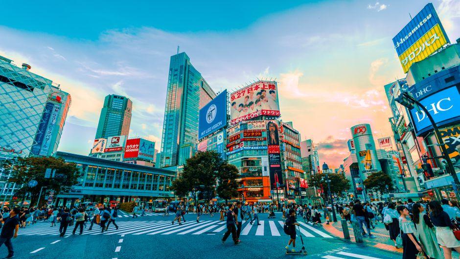 Tokio ist und bleibt die sicherste Stadt der Welt. (Symbolfoto)