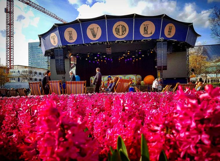 Die Tivoli-Bühne