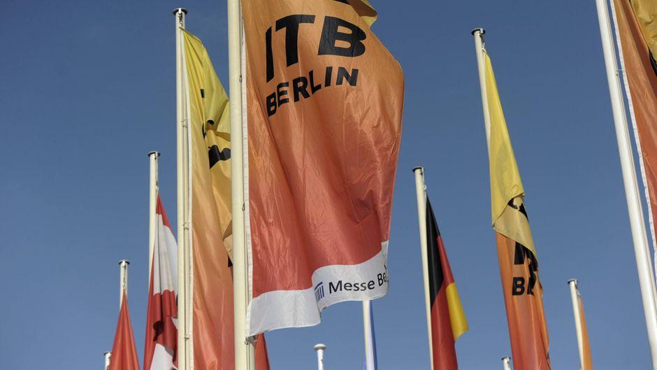 Die Internationale Tourismus-Börse ITB in Berlin steht wegen des Coronavirus auf der Kippe.
