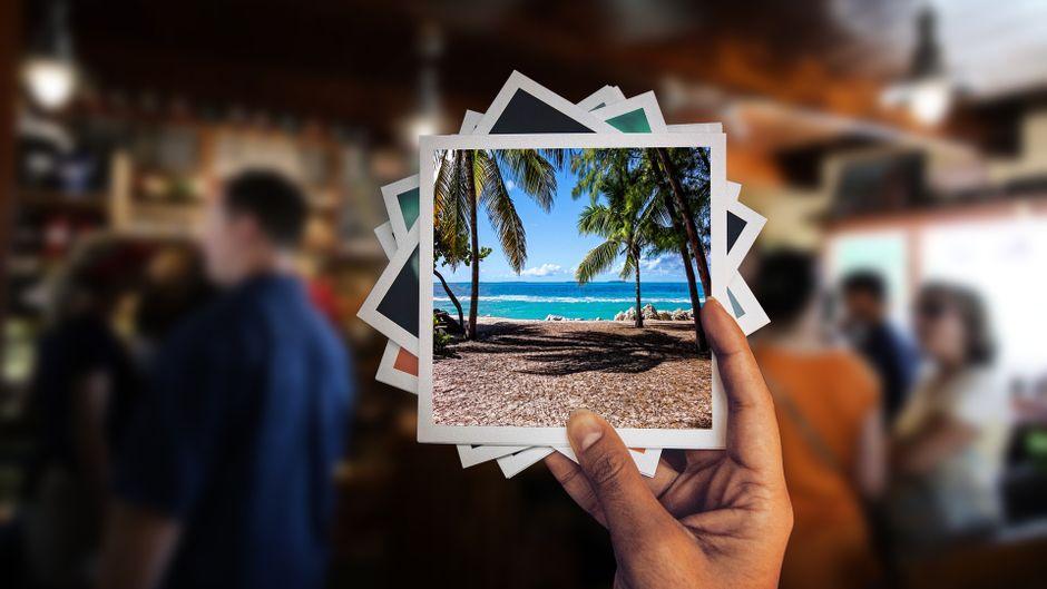Die Urlaubsfotos deiner Freunde sind eine super Inspiration für deinen nächsten Trip. (Symbolfoto)
