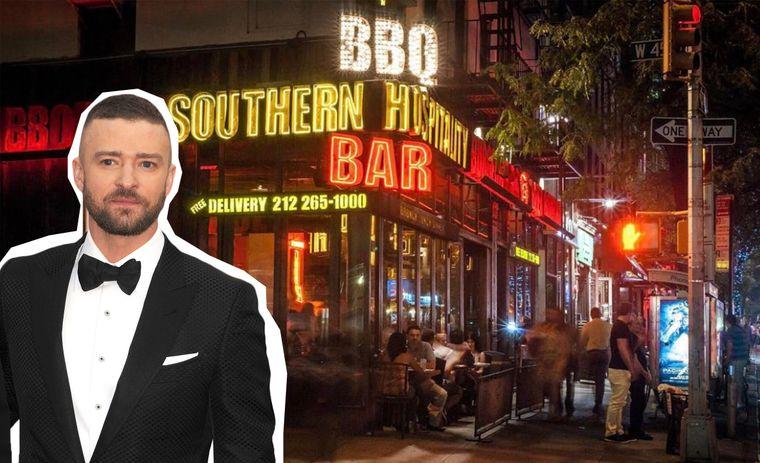 Südliche Gastfreundschaft in New York City: Sänger Timberlake eröffnete vor vielen Jahren hier sein Restaurant.