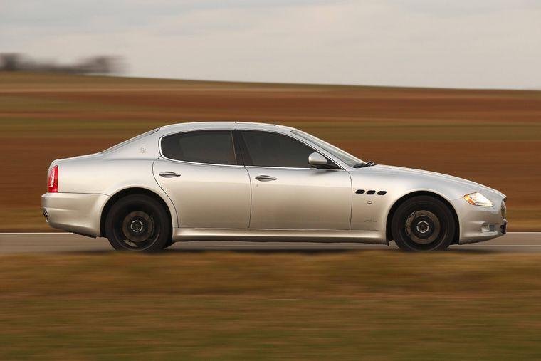 So ein Luxusauto könnte für einen Tag dir und deinem Vater gehören.