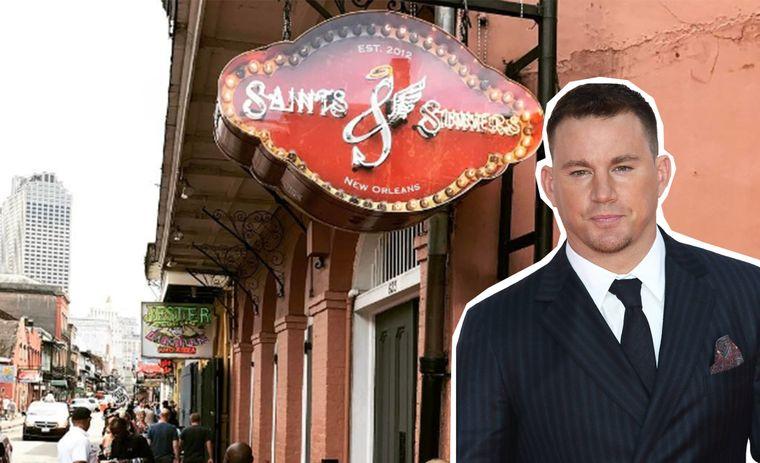 """Das """"Saints & Sinners"""" ist besonders bekannt für seine wilden Bachelorette-Partys."""