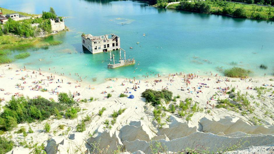 Visit Estonia - Rummu Steinbruch
